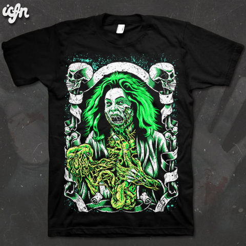 ICFN,-,Bride,of,Re-animator,tee