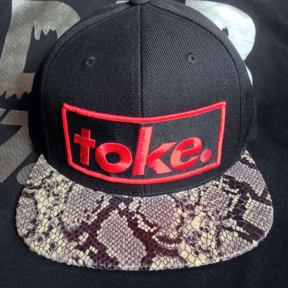 Toke - Snake - Snapback - product images  of