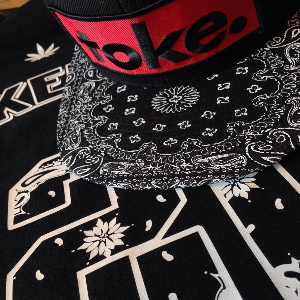 Toke - Bandanna - Snapback - product images  of