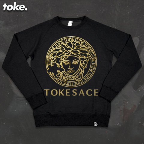 Toke,-,TOKESACE,Sweater,Toke - TOKESACE - Sweater