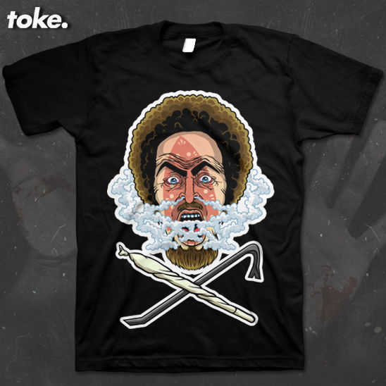 Toke - Sticky Bandits - Marv - T Shirt - product images  of