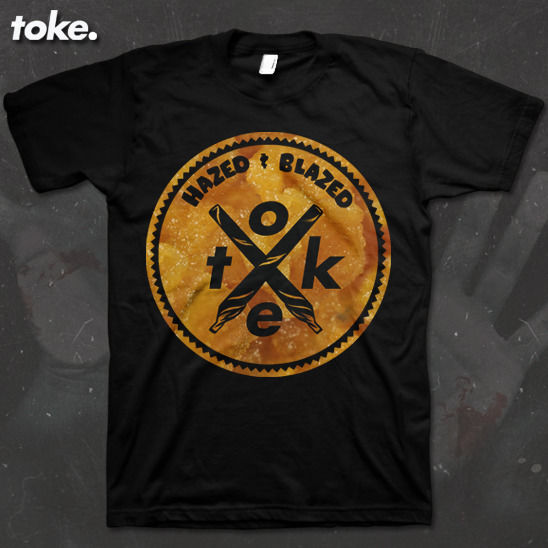 Toke - OIL - Tee or Vest - product images  of