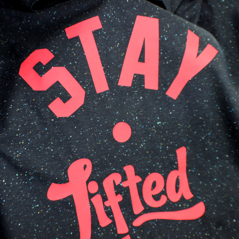 Toke - Fleck - Stay Lifted - Tee - product images  of