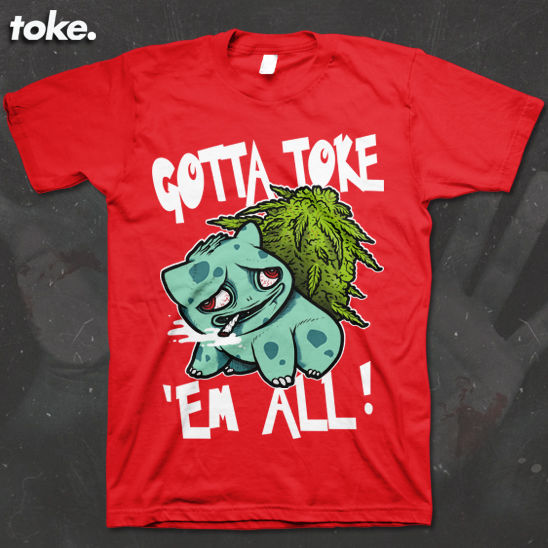 Toke - Tokebasaur - Tee & Vest - product images  of