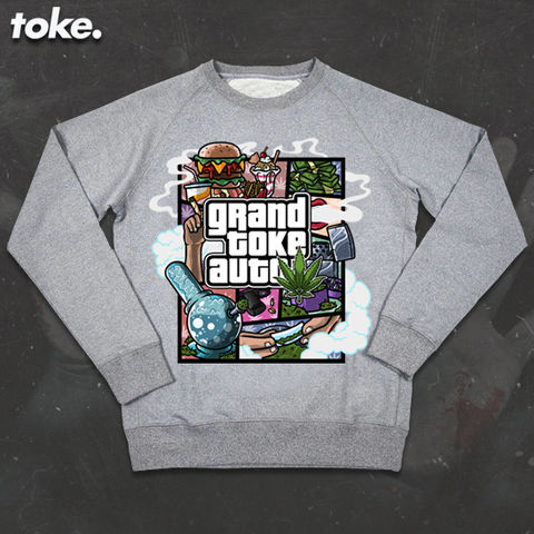 Toke,-,GToke,Sweater