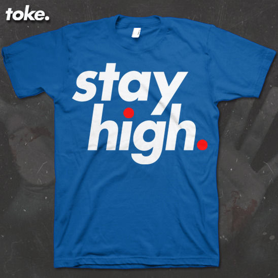 Toke - HIGH - tee - product images  of