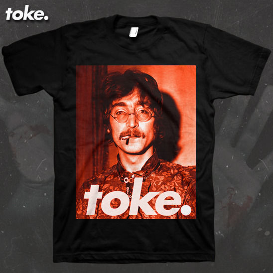 Toke - Lennon - T Shirt - product images  of