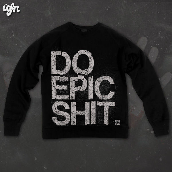 ICFN - Do EPIC SHIT. - Jumper - product images  of