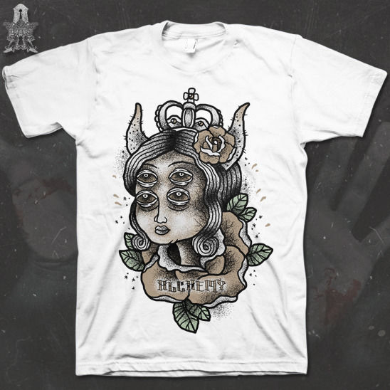 Vanity Queen - We Are Alchemy - Tee - product images  of
