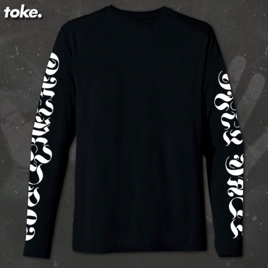 Toke - VAMPIRE GRIMJOB69 - Long Sleeve T - product images  of