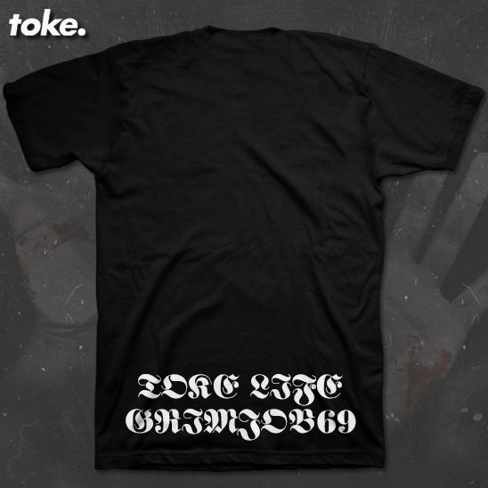 Toke - VAMPIRE GRIMJOB69 - T Shirt Or Sweater - product images  of