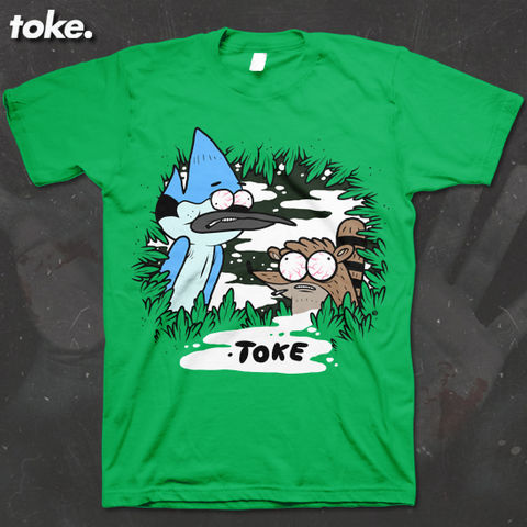 Toke,-,Regular,T,Shirt,Or,Sweater