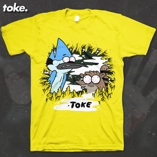 Toke - Regular Toke - T Shirt Or Sweater - product images  of