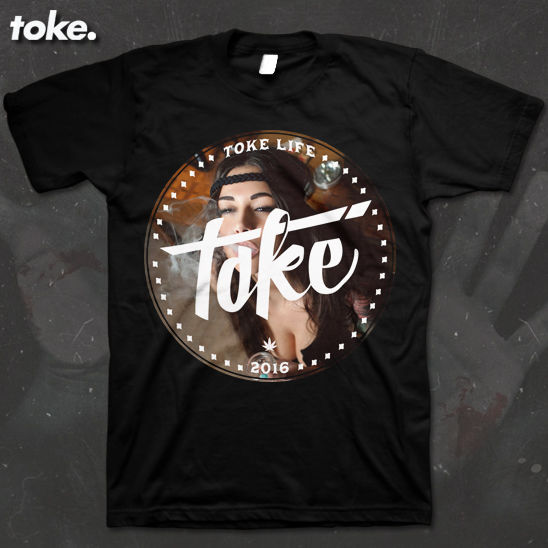 Toke - Circle Girl 2016 - T Shirt Or Sweater - product images  of