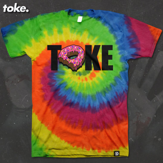 Toke - ICED RING - SPECIAL Tee - product images  of