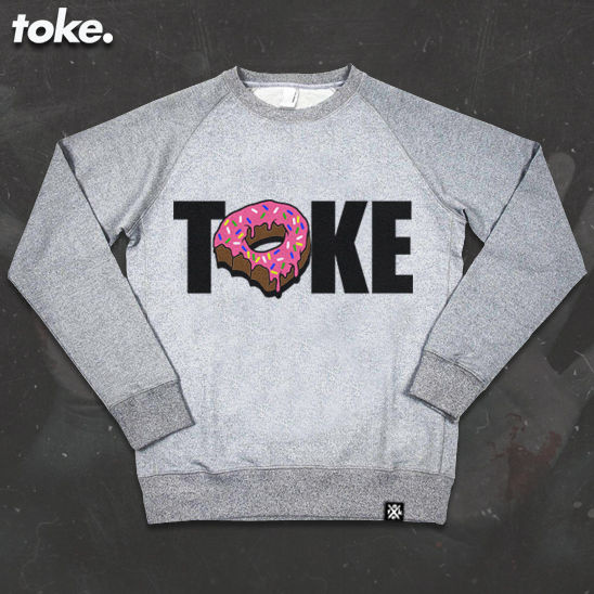 Toke - ICED RING - Sweatshirt - product images  of