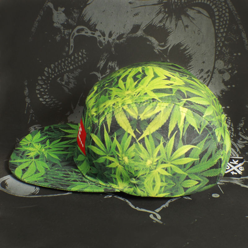 Toke - TOKE LIFE allover print - 5 Panel Hat - product images  of