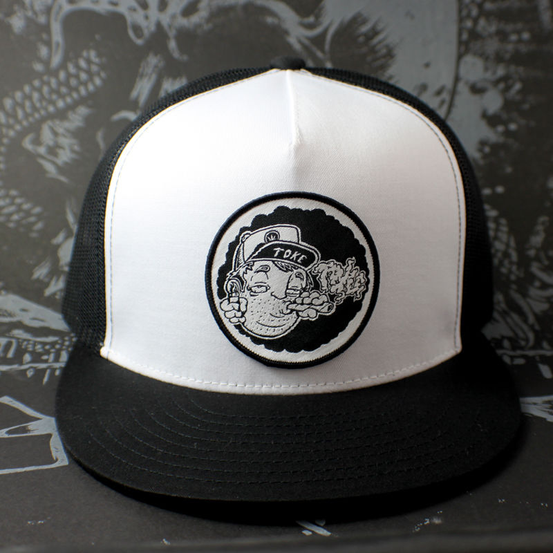 Toke - Hilly Billy - Trucker Hat - product images  of