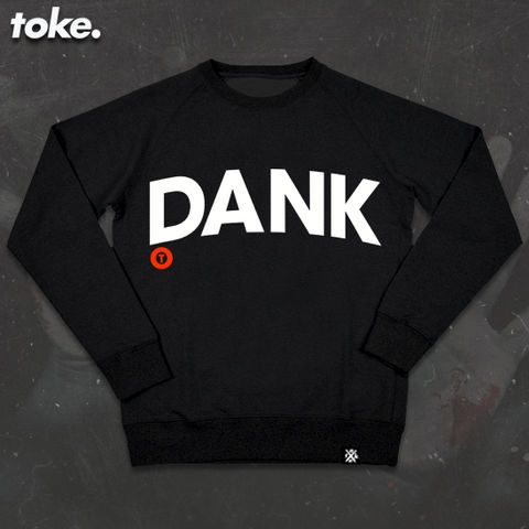 Toke,-,DANK,Sweatshirt,or,Zipper,Hoody