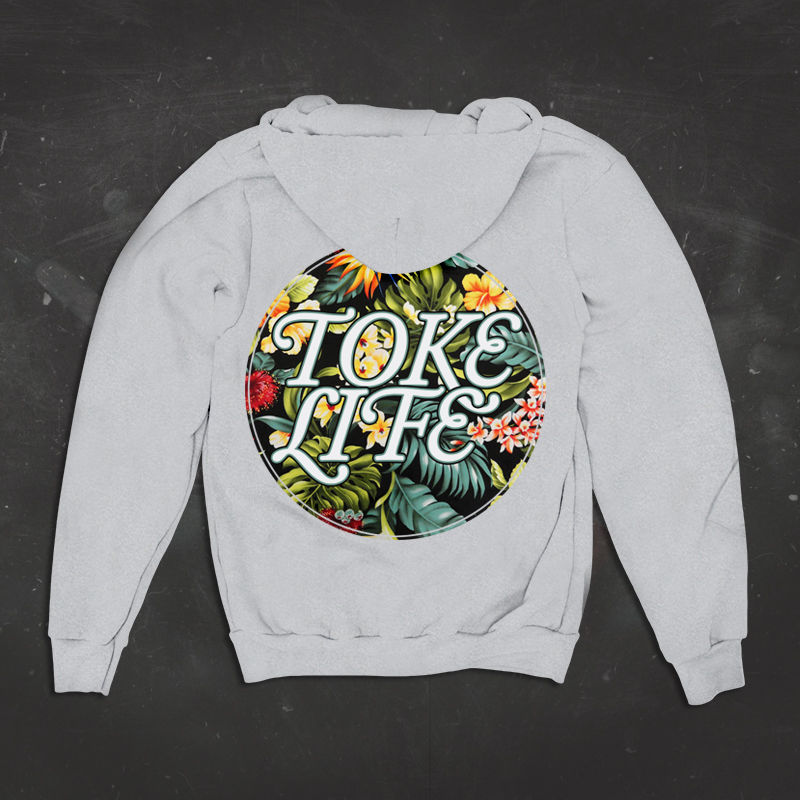 Toke - Circle Spring 2015 - Sweater or Zipper Hoody - product images  of