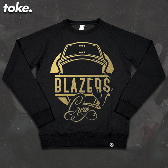 Toke - BLAZERS CREW - Sweater or Zipper Hoody - product images  of