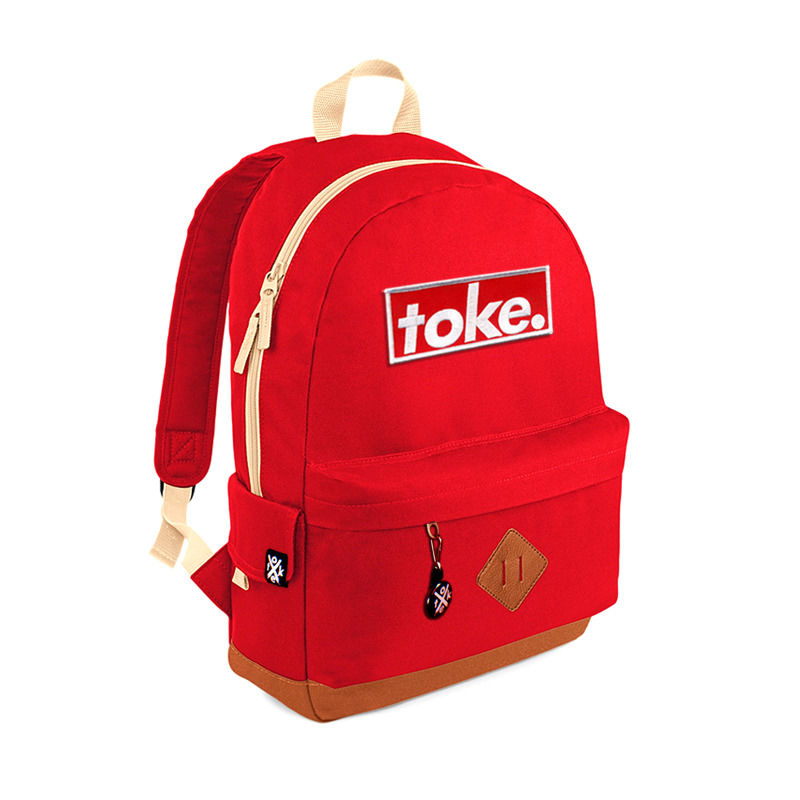 Toke - Logo - Backpack - product images  of