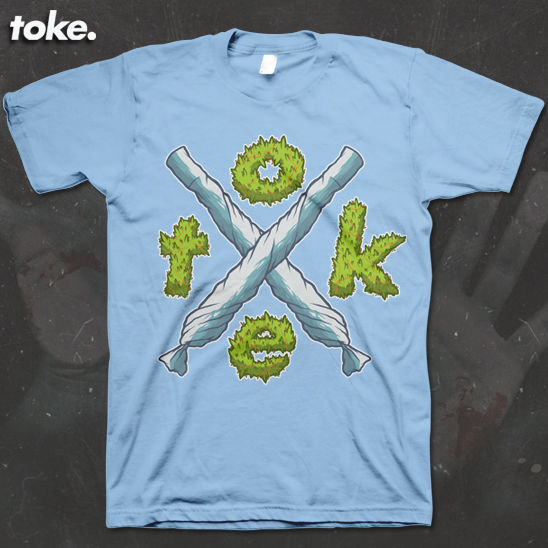 Toke - X Joints 2014 - Tee - product images  of