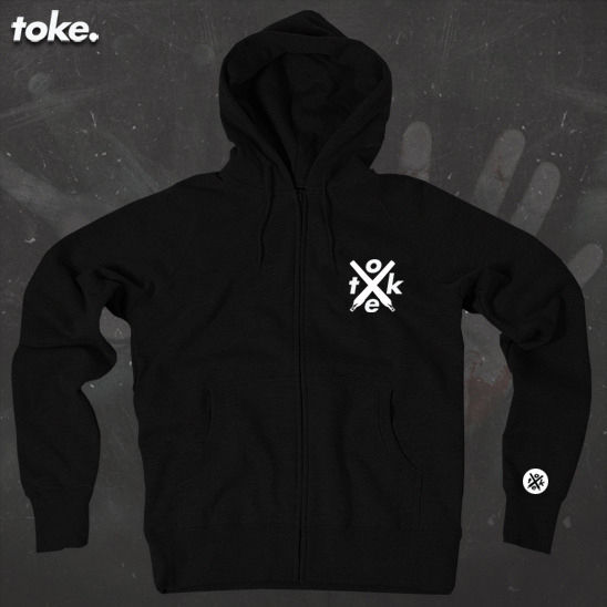 Toke - Sweater or Hoody - X Joints - product images  of