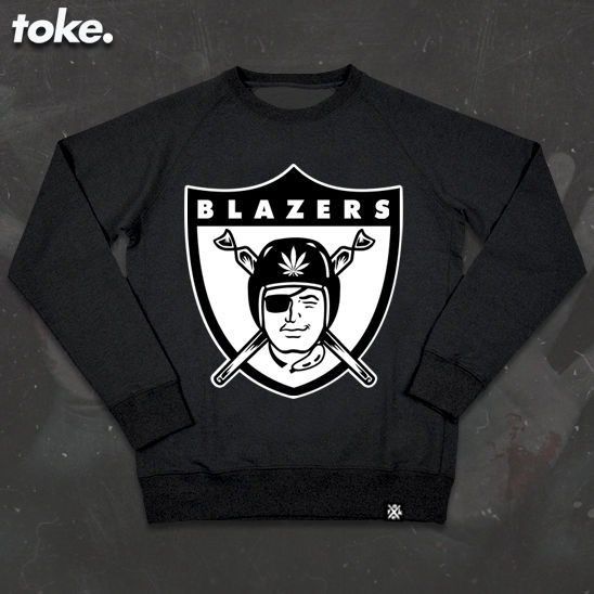 Toke - TOKELAND BLAZERS - Sweatshirt - product images  of