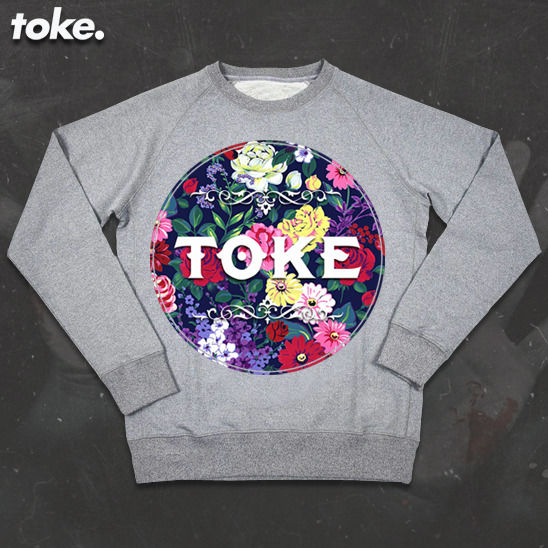 Toke - Floral - Sweater - product images  of