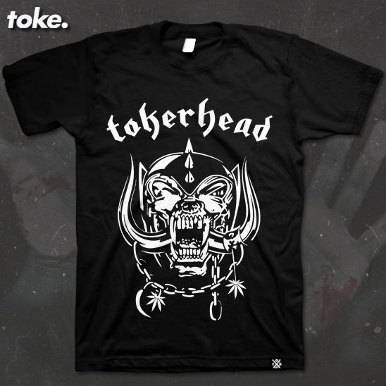 Toke - TOKERHEAD - Tee - product images  of