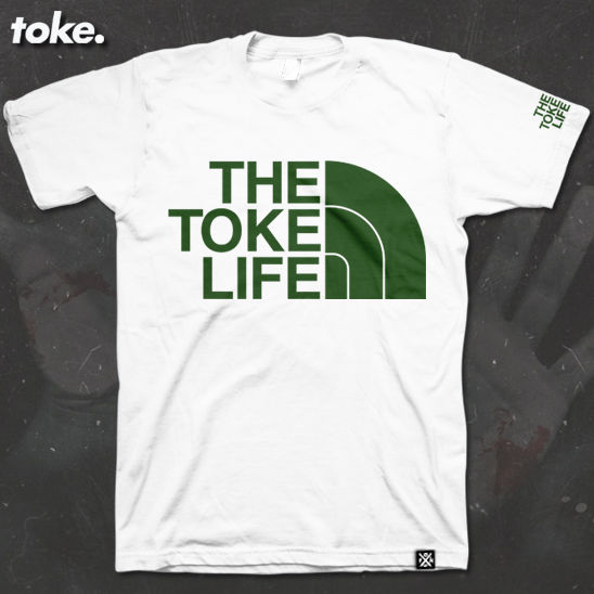 Toke - THE TOKE LIFE - Tee - product images  of