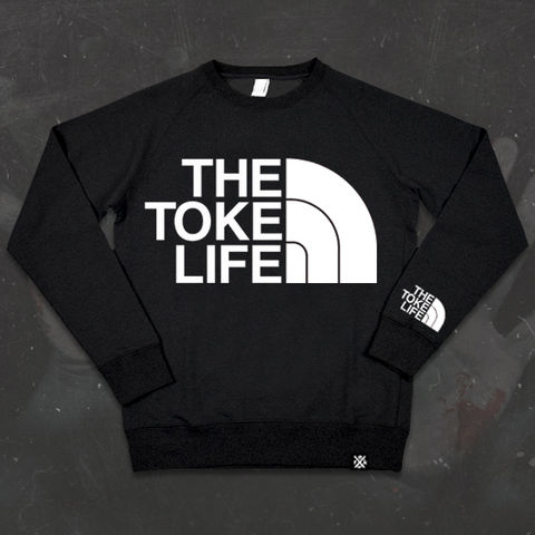 Toke,-,THE,TOKE,LIFE,Sweatshirt,Toke - THE TOKE LIFE - Sweatshirt