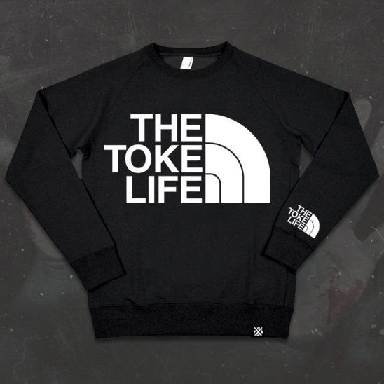 Toke - THE TOKE LIFE - Sweatshirt - product images  of