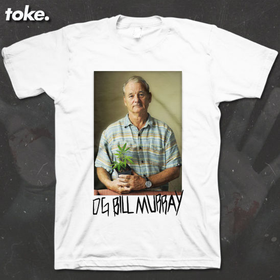 Toke - OG BILL - Tee - product image