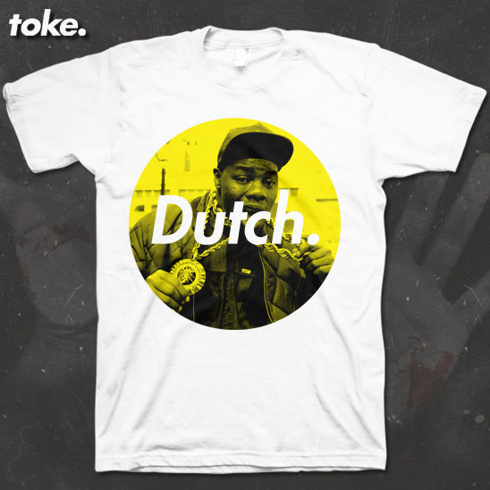 Toke - DUTCH BIZ - Tee - product image