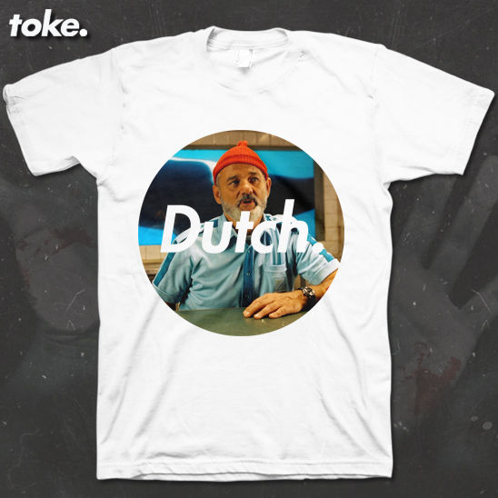 Toke - DUTCH BILL - Tee - product image