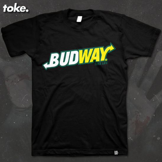 Toke - BUDWAY - Tee - product images  of