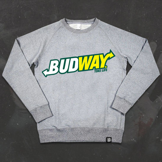 Toke - BUDWAY - Sweatshirt or Pullover Hoody - product images  of