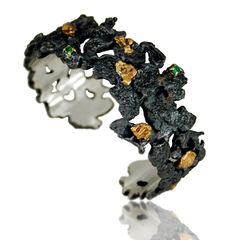 Scoria Open Bracelet - product images  of