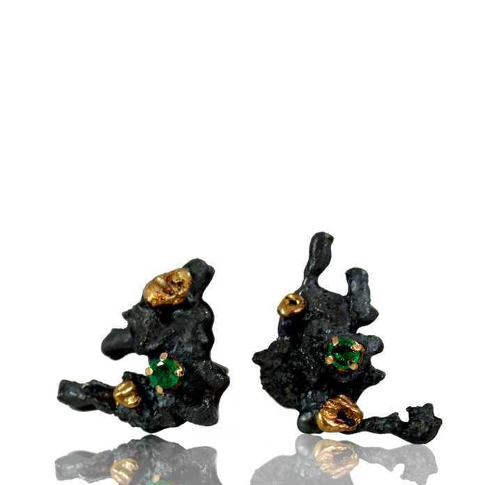 Scoria Earrings - product images  of