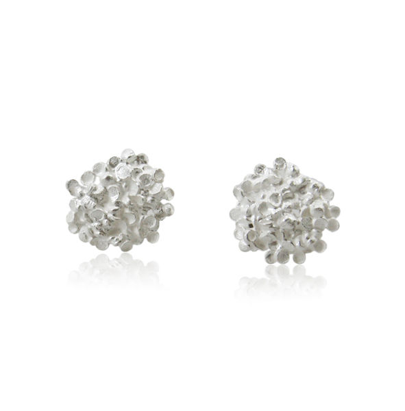 Amaranth Earrings Silver - product images  of