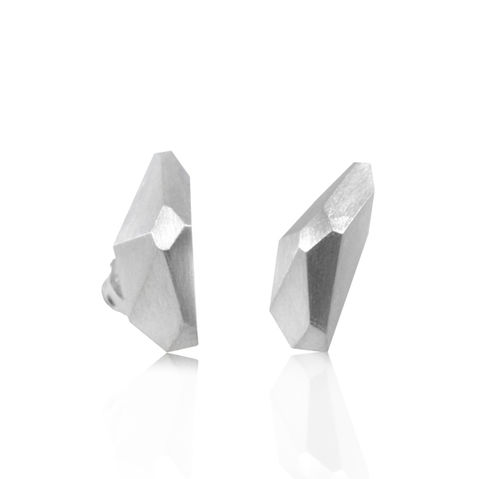 Geometry,Earrings,Silver,Geometry earrings, silver earrings, sterling silver, gold plated, modern earrings, contemporary earrings, artistic earrings
