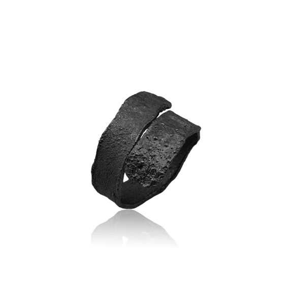Algae Ring Black - product image
