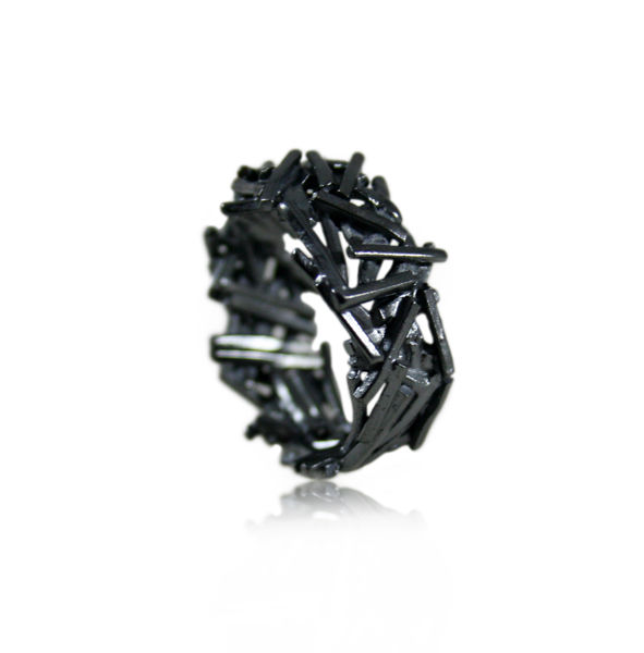Nest Ring Black - product images  of