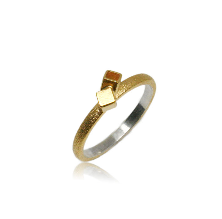 Fujimoto small Ring Gold - product images  of