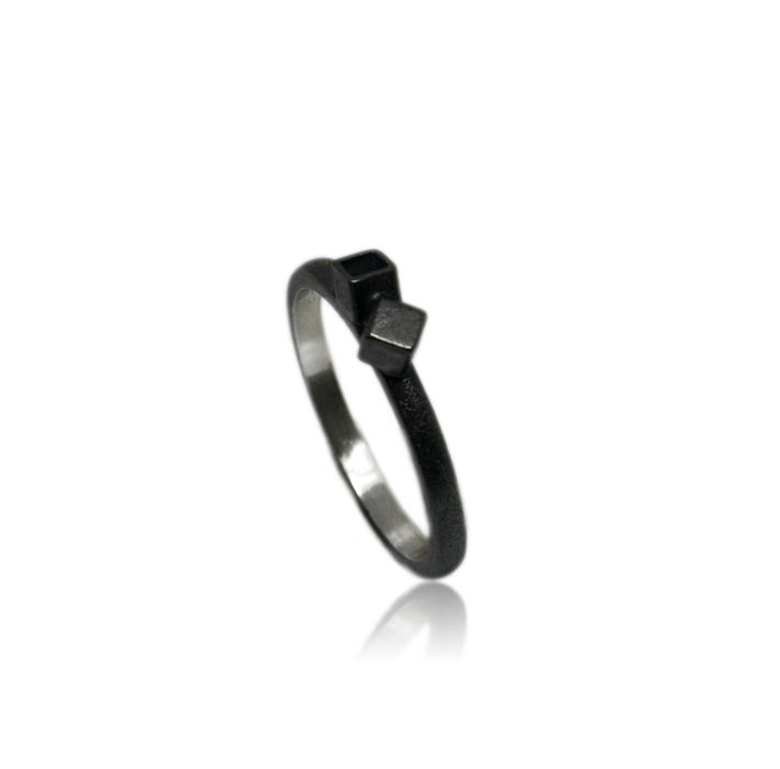 Fujimoto small Ring Black - product images  of