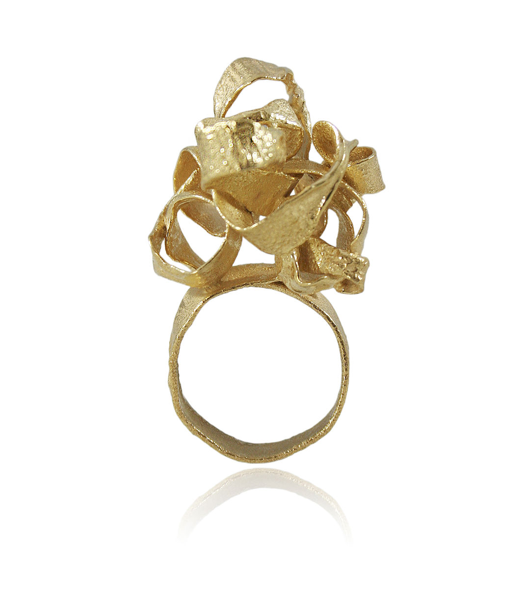 Algae Big Ring Gold - product images  of