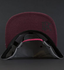 Mayhem Engineers Maroon Snapback - product images 3 of 3