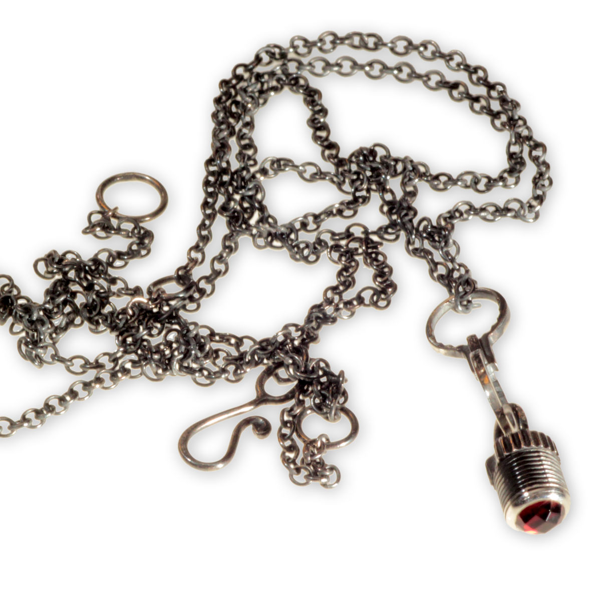 Screwcap Pendant on Chain - product images  of